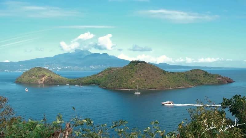 Гваделупа Наша первая точка на Карибах