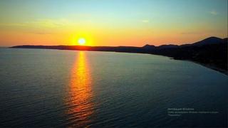 Закат на острове Кефалония!