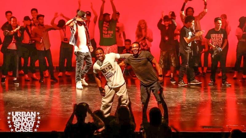 Bboy Junior vs Bboy Neguin Breakin' Freestyle Battle 310XT FILMS URBAN DANCE SHOWCASE