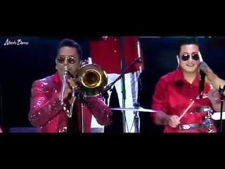 TABACO Y RON - Alberto Barros Tributo A La Cumbia Colombiana 4
