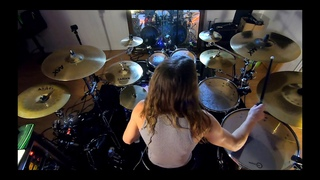 Pete Webber Children of Bodom In Your Face Drum Cover