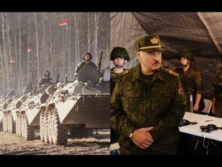 Уже началось! Срочно стрелять – министр Лукашенко сделал это. Бацька в шоке – палачи Путина в штабе