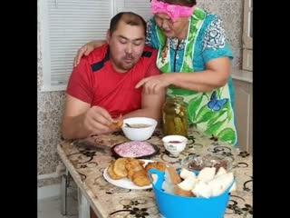 Жена посадила мужа на диету 😂