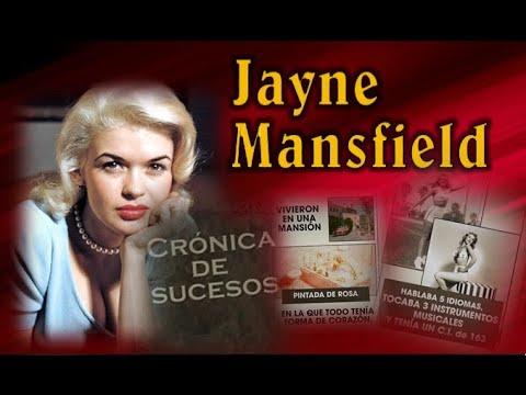 Jayne Mansfield crónica de sucesos
