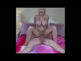 Victoria Lobov - Frolicking with hubby