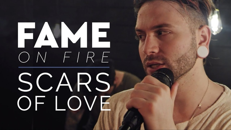 Fame On Fire Scars Of Love Official Music Video