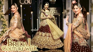 Bridal Couture Week | Part 4 | Fashion & Style | Textile Industry in Pakistan | Ramp Walk