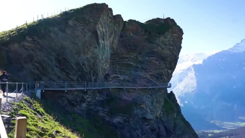 Живописные Альпы