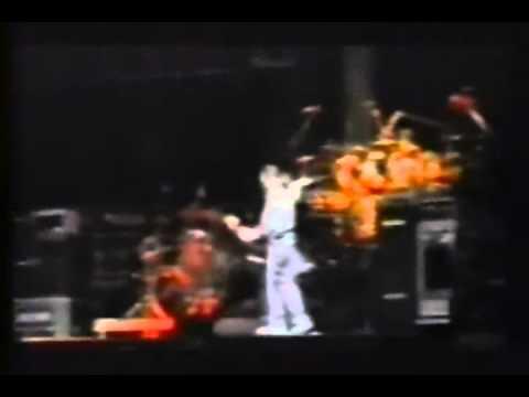 Kiss soundcheck Erfurt Germany March 11 1999