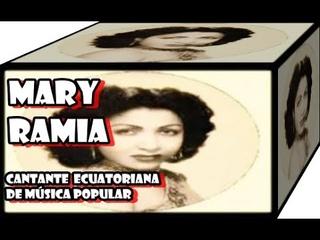 Mary Ramia cantante ecuatoriana de musica popular