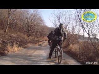 Велоклуб Находка Новогодняя прогулка