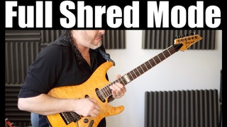 Sweep Picking Guitar Madness! Ode to Frank Gambale The Master