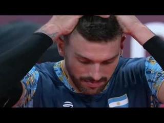 ОИ-2020. Волейбол. Мужчины. Бразилия - Аргентина